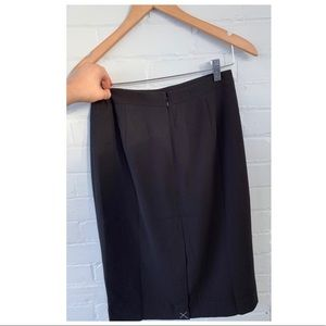 J. Crew Skirts - NWT Jcrew Pencil skirt in 365 crepe